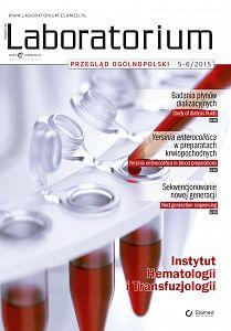 Laboratorium - Przegląd Ogólnopolski wydanie nr 5-6/2015