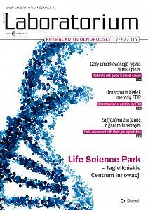 Laboratorium - Przegląd Ogólnopolski wydanie nr 7-8/2015