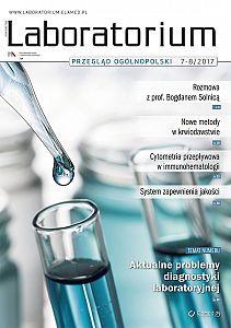 Laboratorium - Przegląd Ogólnopolski wydanie nr 7-8/2017