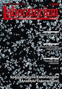 Laboratorium - Przegląd Ogólnopolski wydanie nr 5-6/2013