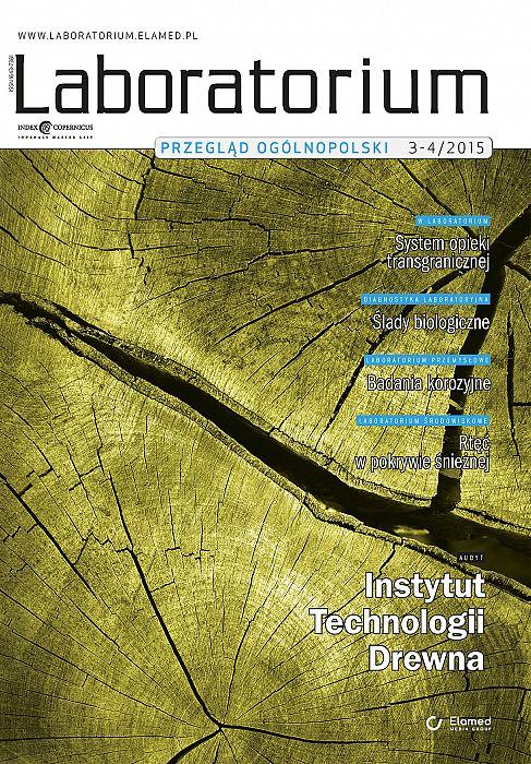 Laboratorium - Przegląd Ogólnopolski wydanie nr 3-4/2015