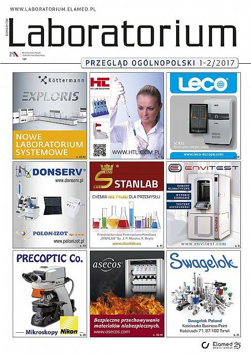 Laboratorium - Przegląd Ogólnopolski wydanie nr 1-2/2017