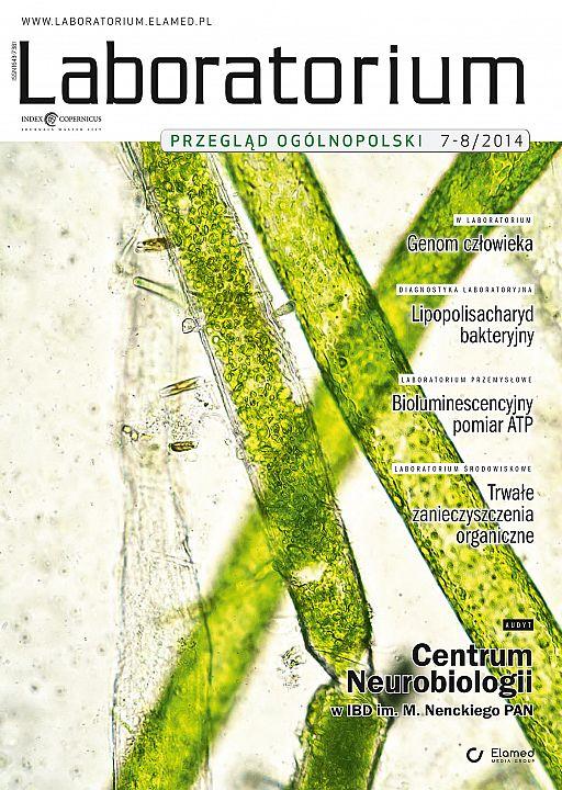 Laboratorium - Przegląd Ogólnopolski wydanie nr 7-8/2014