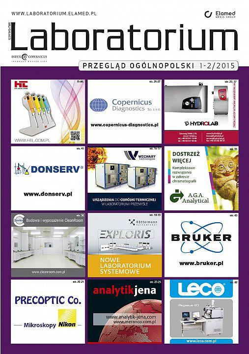 Laboratorium - Przegląd Ogólnopolski wydanie nr 1-2/2015