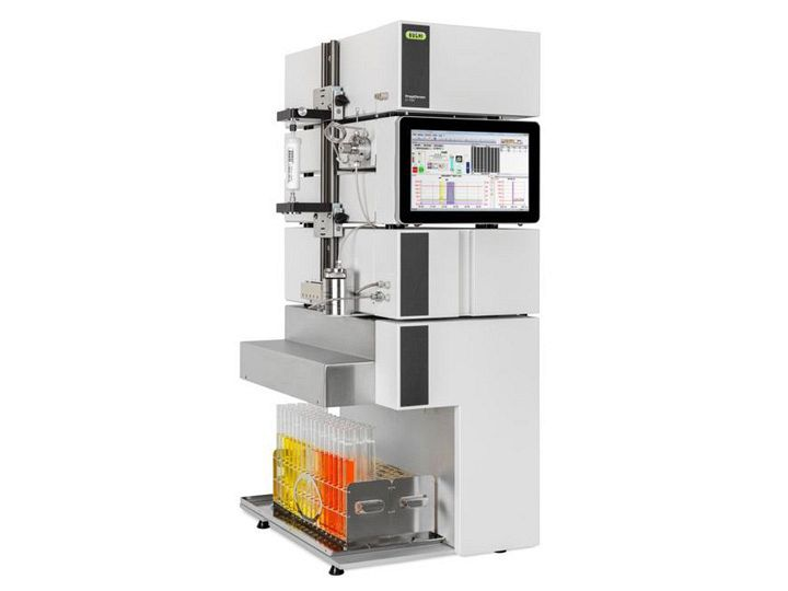 Kompaktowy system PrepChrom C-700