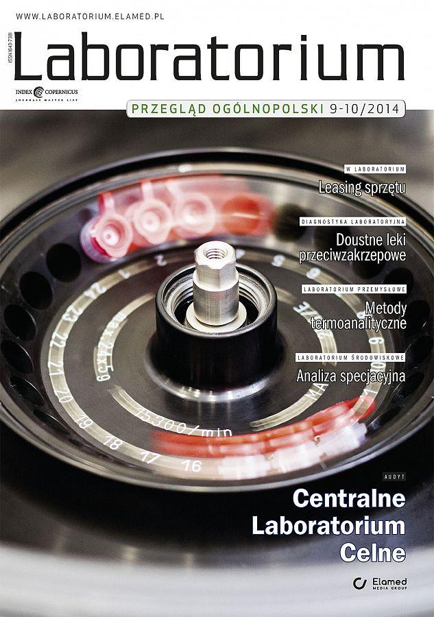 Laboratorium - Przegląd Ogólnopolski wydanie nr 9-10/2014
