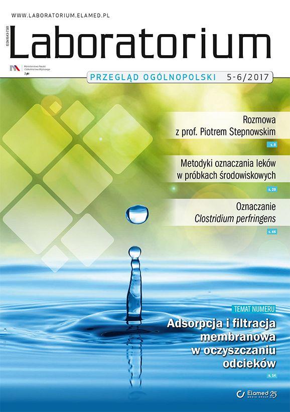 Laboratorium - Przegląd Ogólnopolski wydanie nr 5-6/2017