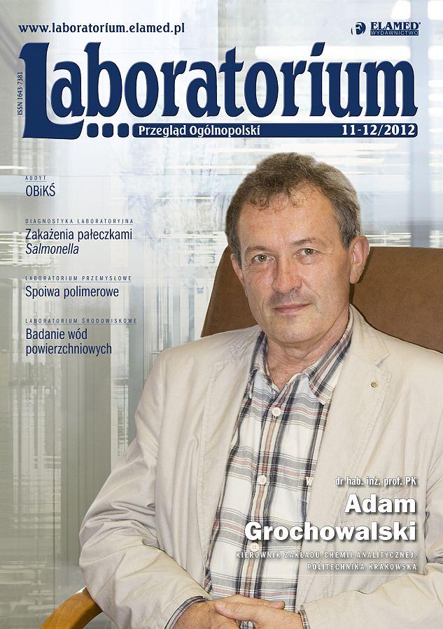 Laboratorium - Przegląd Ogólnopolski wydanie nr 11-12/2012