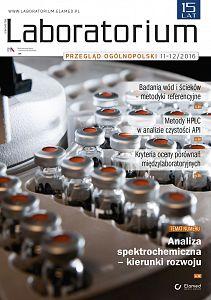 Laboratorium - Przegląd Ogólnopolski wydanie nr 11-12/2016