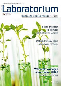 Laboratorium - Przegląd Ogólnopolski wydanie nr 1/2019