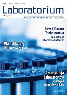 Laboratorium - Przegląd Ogólnopolski wydanie nr 4/2020