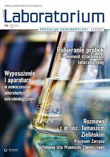 Laboratorium - Przegląd Ogólnopolski wydanie nr 1/2021