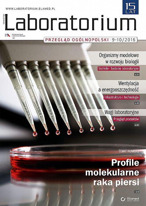 Laboratorium - Przegląd Ogólnopolski wydanie nr 9-10/2016
