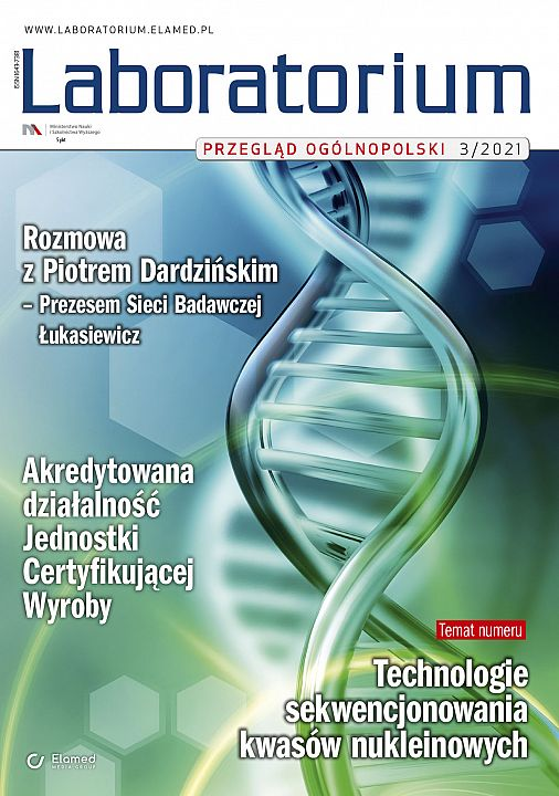 Laboratorium - Przegląd Ogólnopolski wydanie nr 3/2021