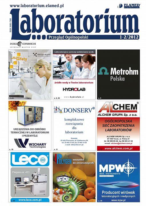 Laboratorium - Przegląd Ogólnopolski wydanie nr 1-2/2012