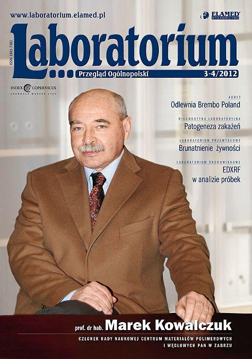 Laboratorium - Przegląd Ogólnopolski wydanie nr 3-4/2012