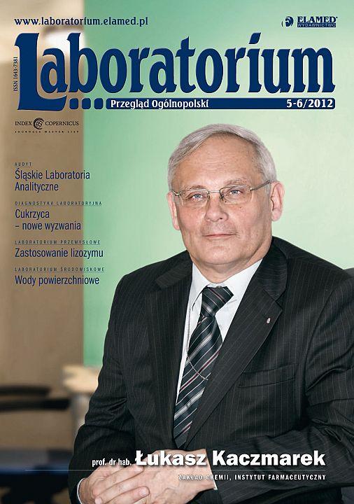 Laboratorium - Przegląd Ogólnopolski wydanie nr 5-6/2012
