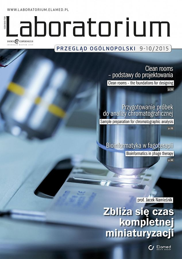 Laboratorium - Przegląd Ogólnopolski wydanie nr 9-10/2015