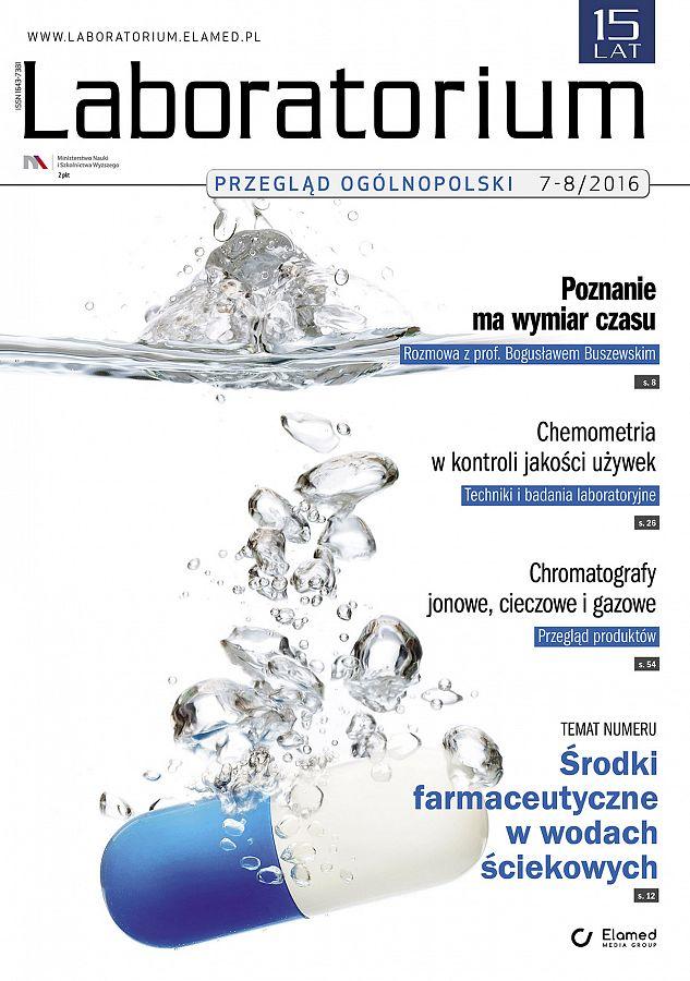 Laboratorium - Przegląd Ogólnopolski wydanie nr 7-8/2016
