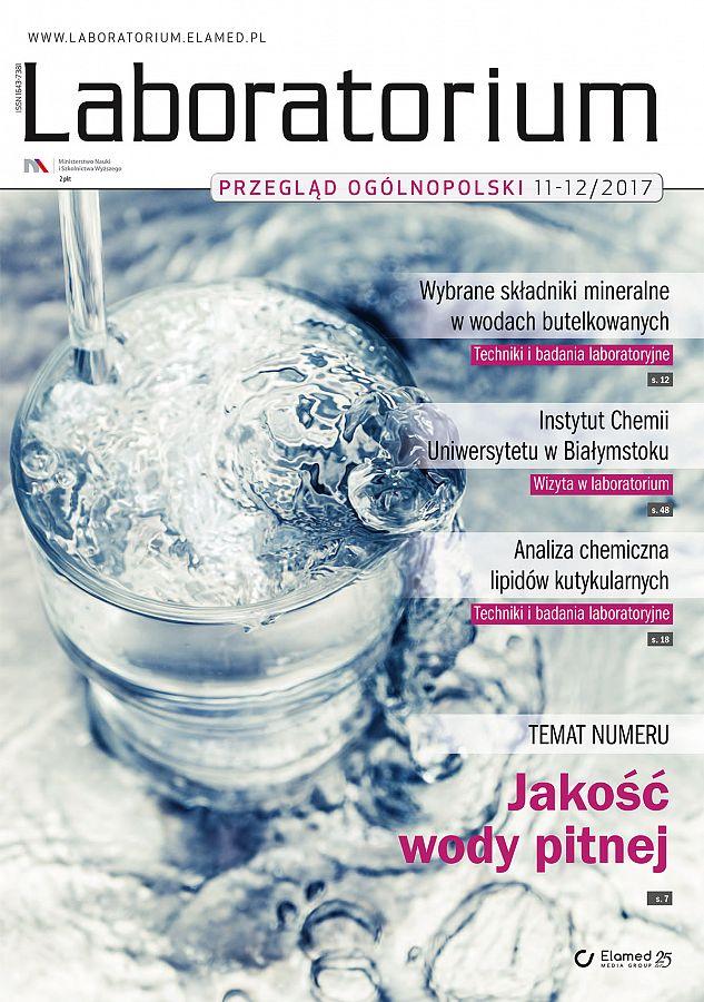 Laboratorium - Przegląd Ogólnopolski wydanie nr 11-12/2017