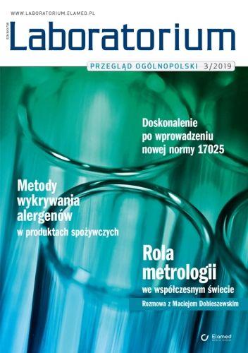 Laboratorium - Przegląd Ogólnopolski wydanie nr 3/2019