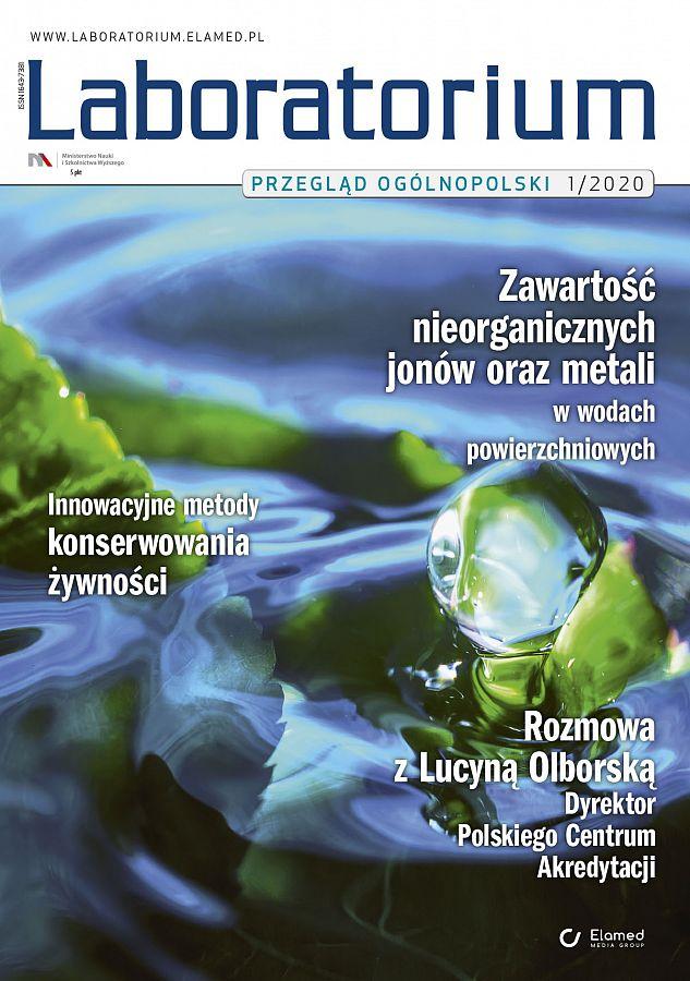 Laboratorium - Przegląd Ogólnopolski wydanie nr 1/2020
